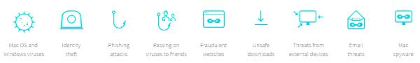 Find, fjern og beskyttelse imod virus, spyware, malware m.v. på Mac med MacKeeper på dansk